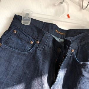 Nudies Jeans - straight leg fit